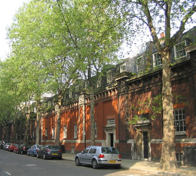 Bedford Square Mews, Bloomsbury