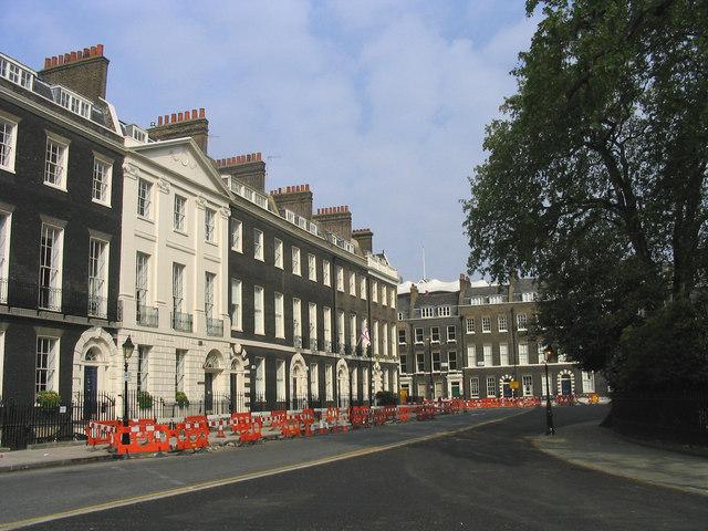 Bedford Square, Bloomsbury