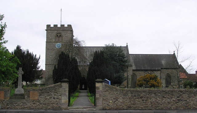 St. Michael the Archangel : Heighington