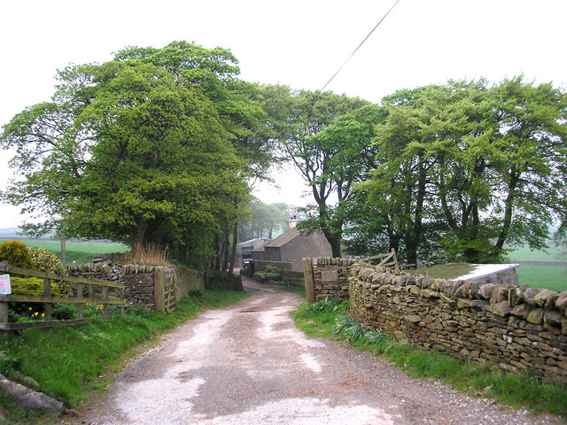 Tow Top farm, near Lothersdale, Yorkshire