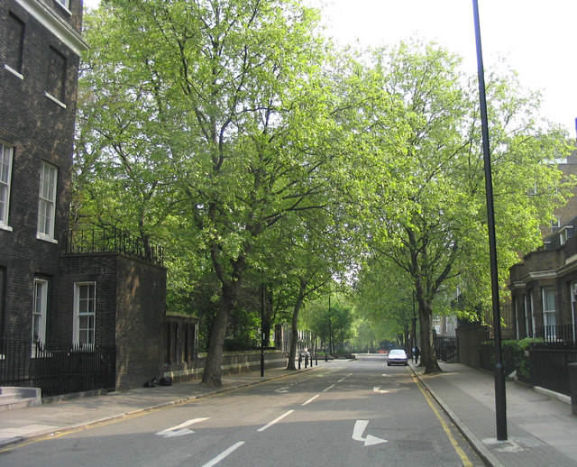 Montague Place, Bloomsbury