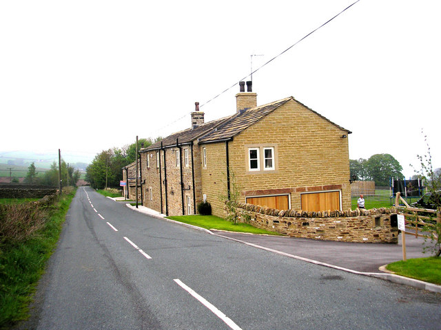Weasel Green Farm, near Cononley, Yorkshire