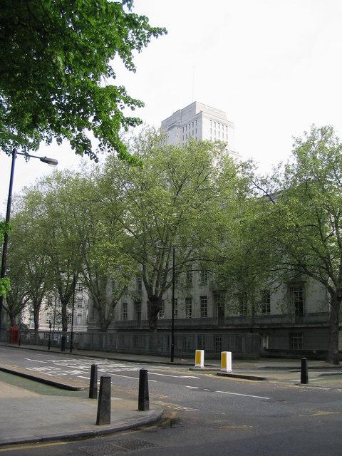 University of London,  Bloomsbury