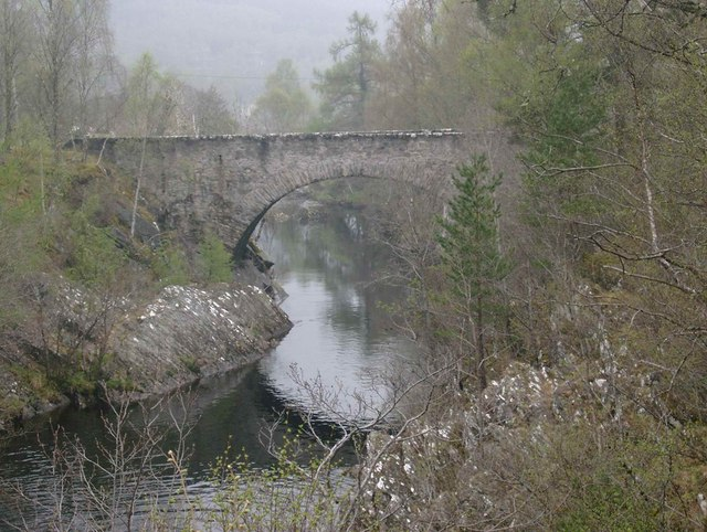 Bridge at Fasnakyle