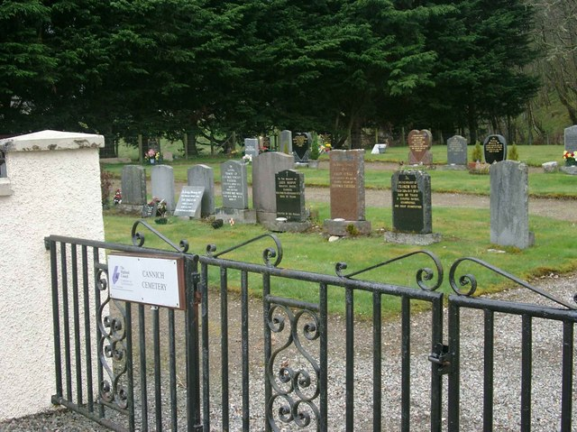 Cannich Cemetery