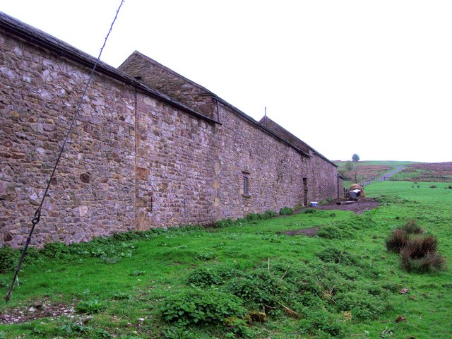 Farm Buildings at Hole Carr