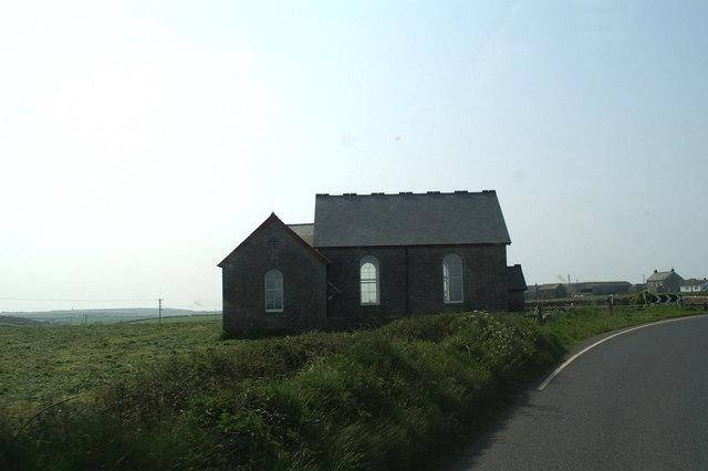 Last Methodist Chapel in England