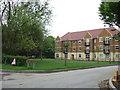 SP8411 : Hampden Hall - New Build by Rob Farrow