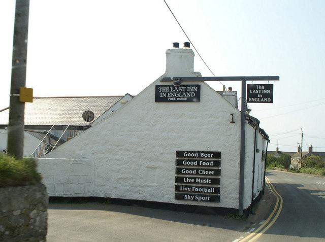The Last Inn in England