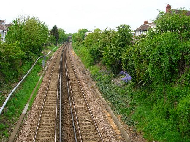 Site of Holland Road Halt