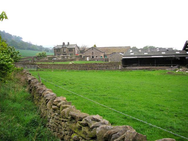 Royd House Farm, near Glusburn, Yorkshire