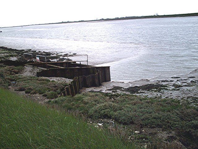 Old Pool outfall