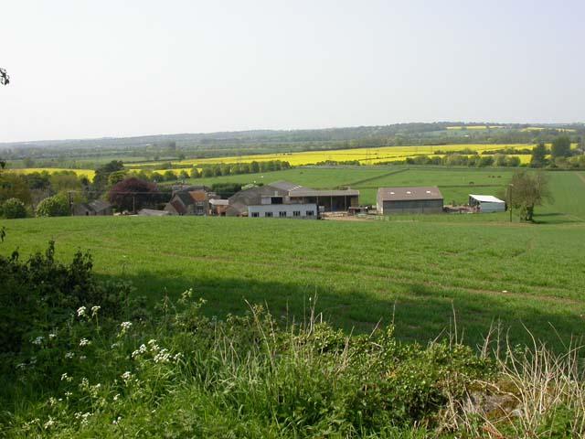 Toward Manor Farm