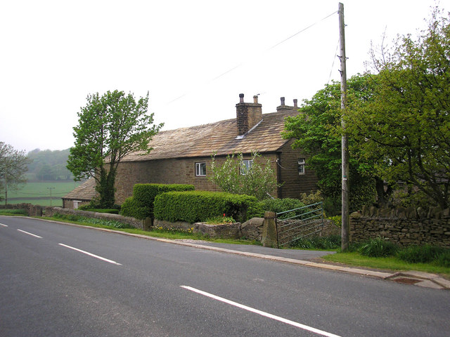 Upper Leys Farm, near Lothersdale, Yorkshire