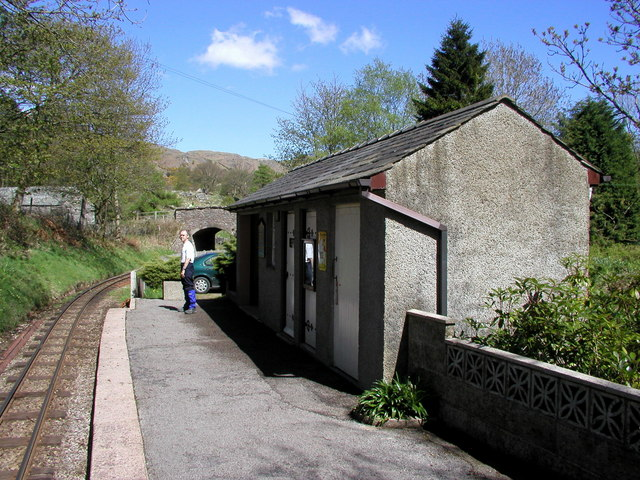 Eskdale Green Station