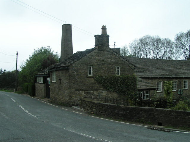 The Mill, Ginclough