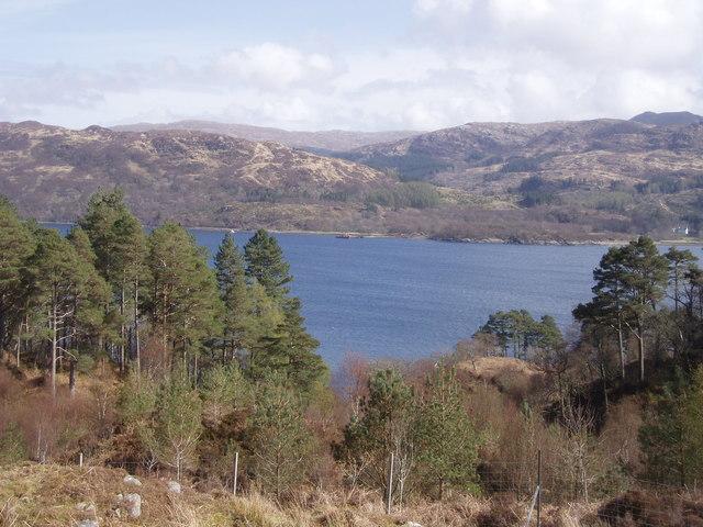 Port nan Gall, Loch Sunart