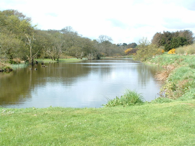 Logie Fishing Pond