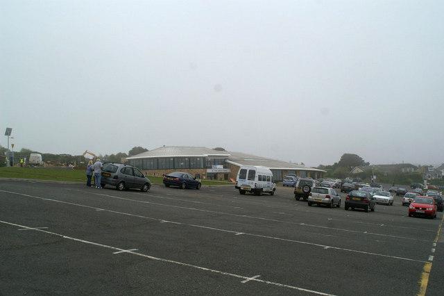 Leisure Centre and Park-&-Ride car park