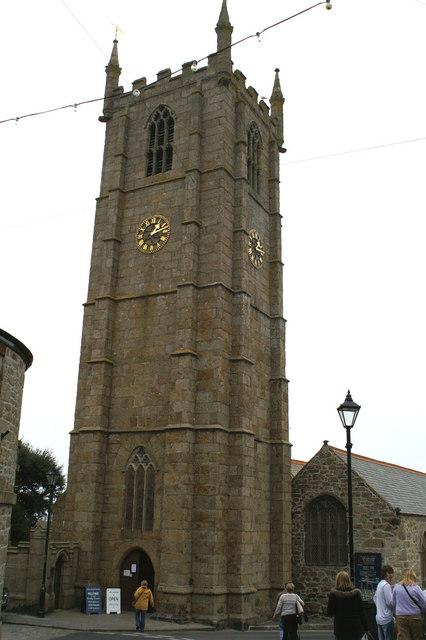 St. Ives' Parish Church