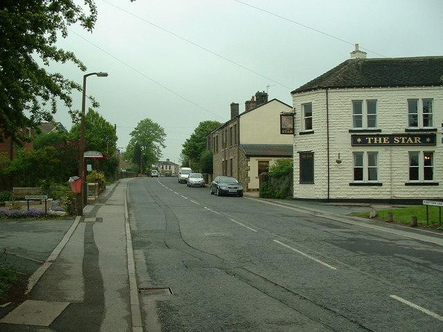Roberttown Lane, Roberttown