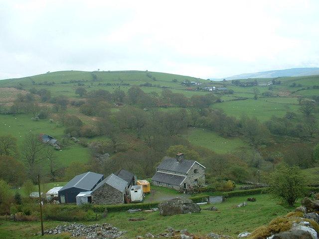 Ty'n-y-bwlch Farm
