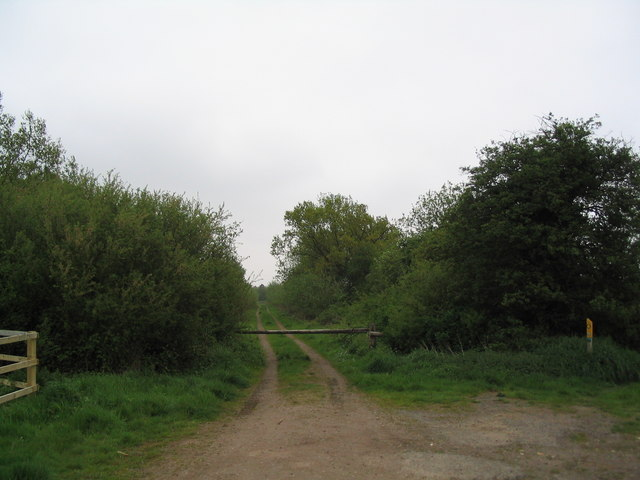 Entrance to Stretton Wood