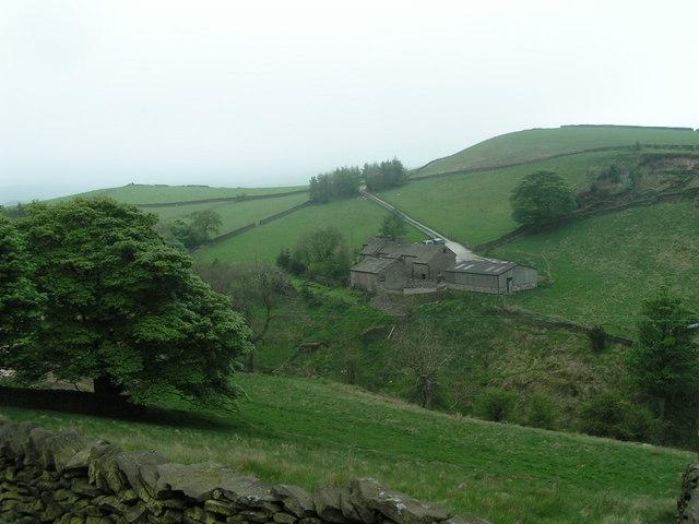 Upper Dean valley
