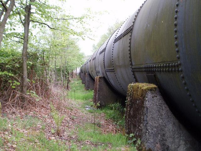 Maentwrog Power Station Pipeline