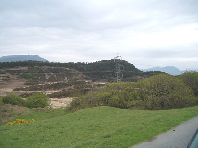 Pen-y-bryn-pwll-du
