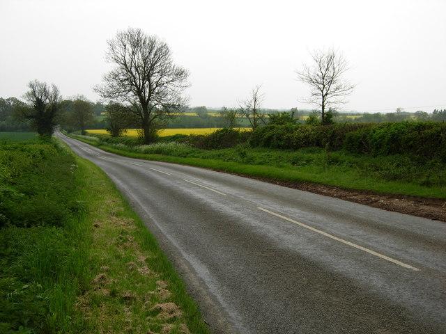 Kislingbury - Rothersthorpe Road
