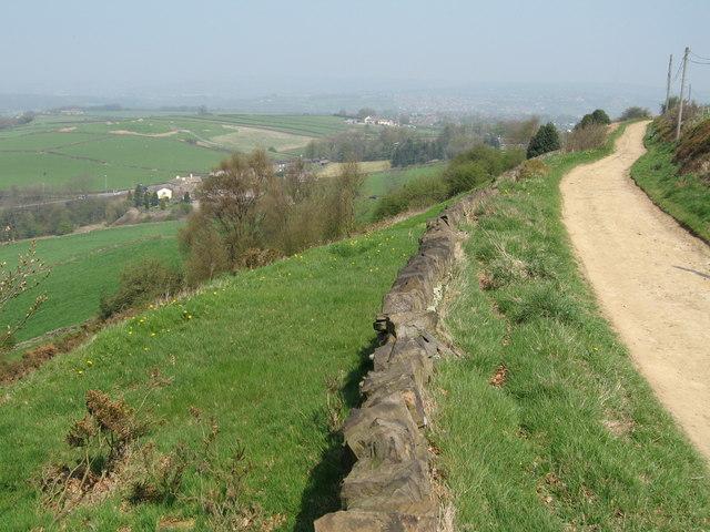 Hirst Lane on Hurst Brow
