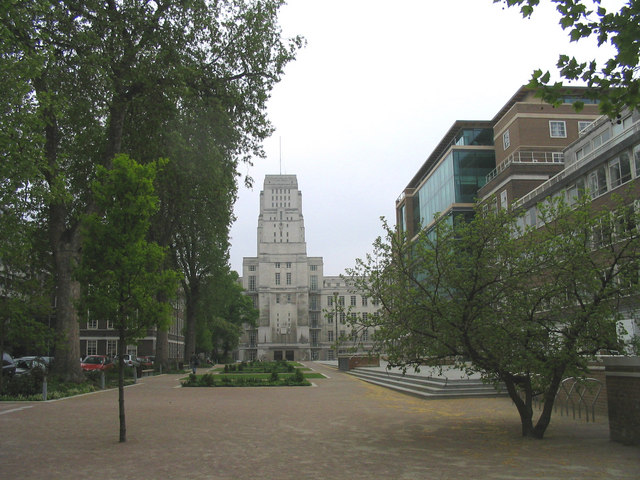 Precincts of University of London
