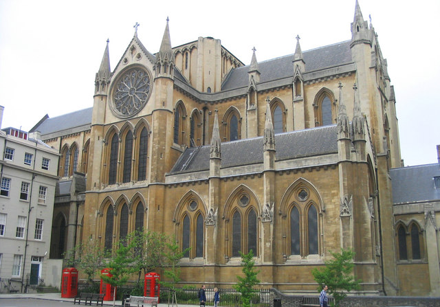 Church of Christ the King, Bloomsbury