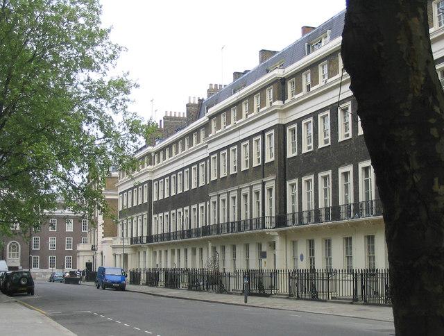 Taviton Street, Bloomsbury