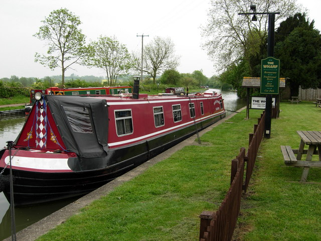 Grand Union Canal, Bugbrooke