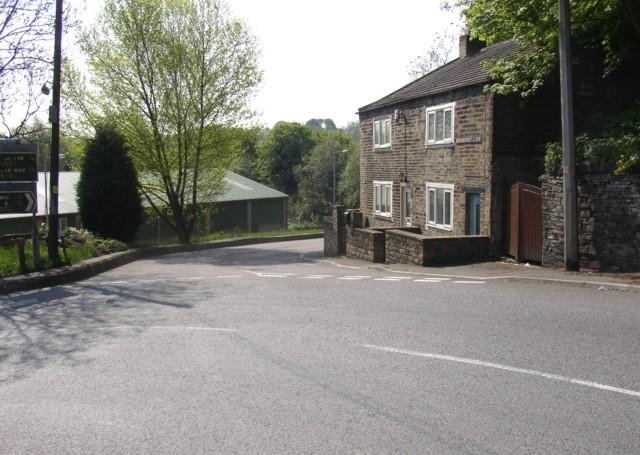 The former Neptune Inn, Brookfoot Lane, Southowram