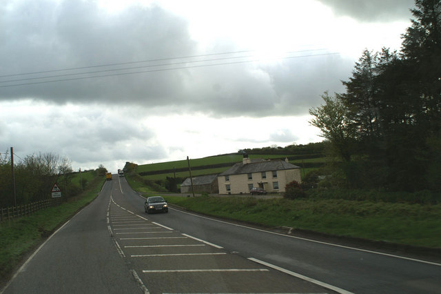 Bends straightened on the A30
