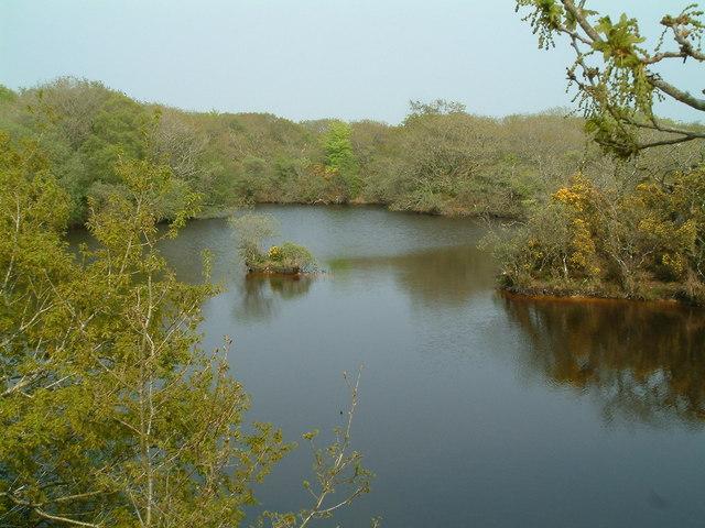 Redmoor nature reserve