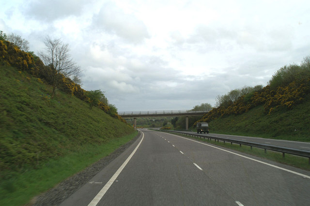 Bridge at the Bodmin turning off the A30