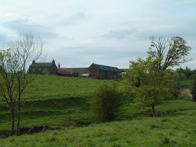 Easter Balgarvie Farm
