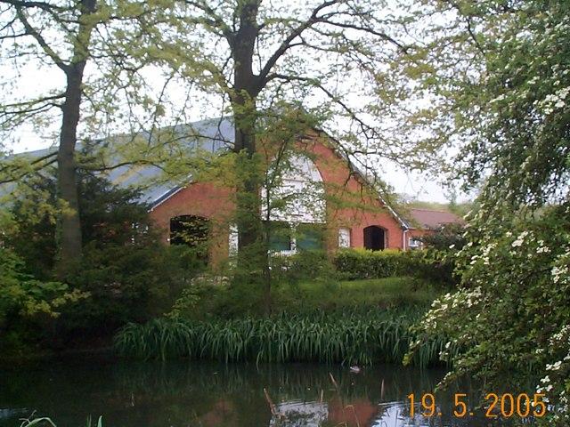 Little Henham Hall farm