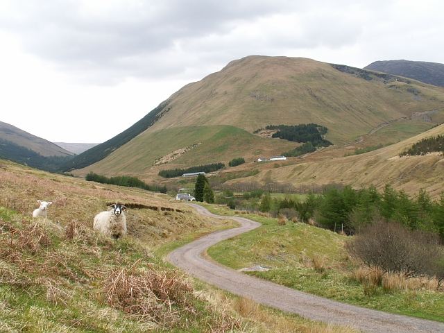 Bulloch and Glenfintaig