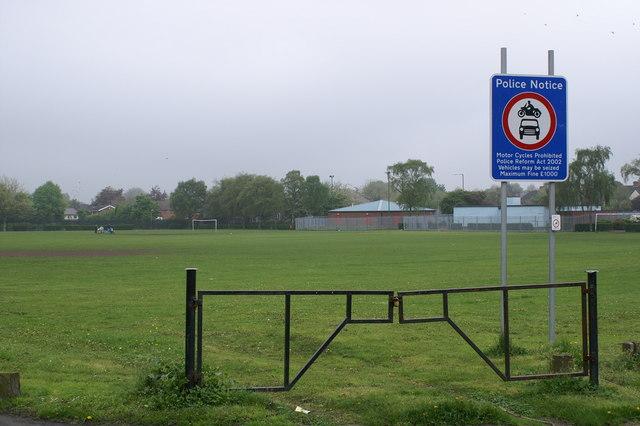 Bloxwich Sports Ground