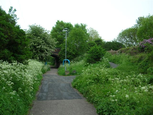 Sustrans Route 66 - Tang Hall