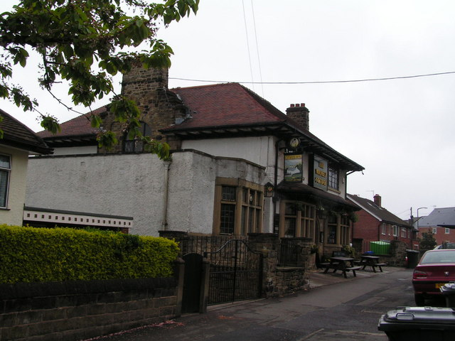 The Walkley Cottage