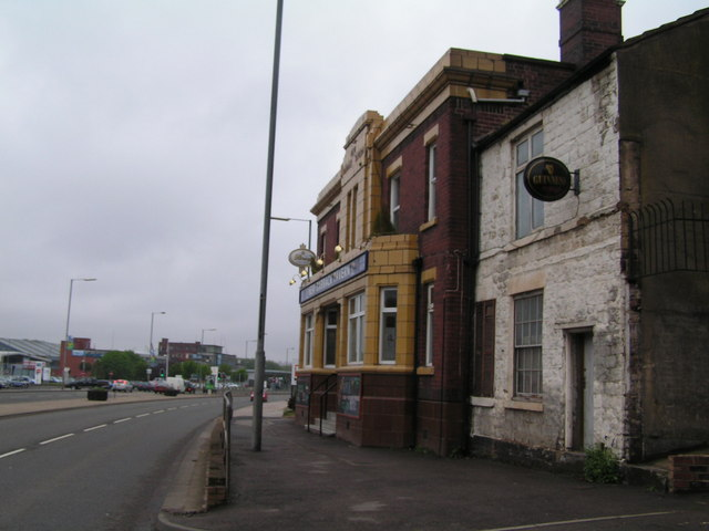 The New Barrack Tavern, Penistone Road