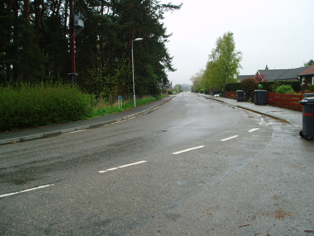 Sauchen Main Street