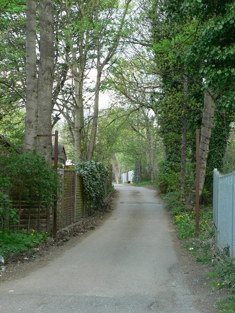 Drive off Vesper Road, Kirkstall