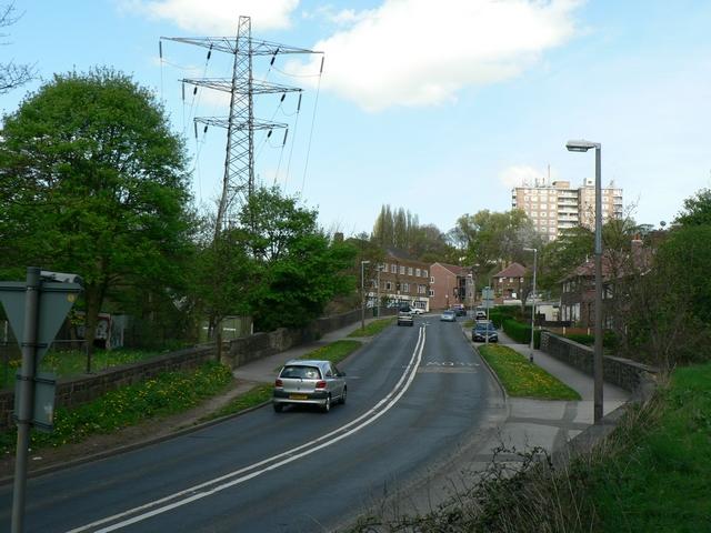Spen Lane, West Park